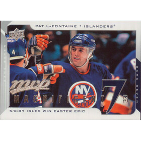 2008-09 MVP - PAT LAFONTAINE #M7-PL MAGNIFICENT 7S