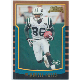 2000 Bowman - Windrell Hayes RC #209