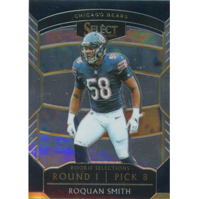 2018 Select - Roquan Smith Rookie Selections #RS-7