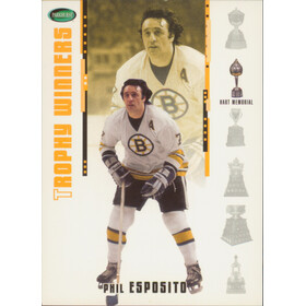 2003-04 PARKHURST ORIGINAL SIX BOSTON - PHIL ESPOSITO #B-8 INSERTS