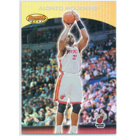 2000-01 Bowman's Best - Alonzo Mourning Promos #PP2
