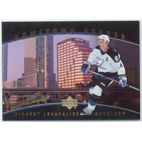 2006-07 UPPER DECK - VINCENT LECAVALIER #HH47 HOMETOWN HEROES