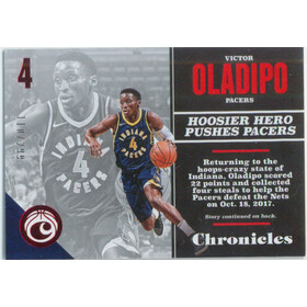 2017-18 Chronicles - Victor Oladipo Red #100 110/299