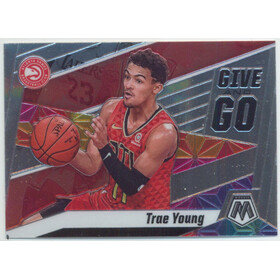 2019-20 Mosaic - Trae Young Give and Go #4