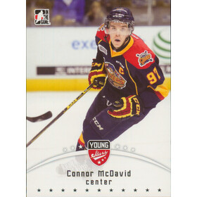 2014-15 ITG CHL DRAFT - CONNOR MCDAVID #21 YOUNG STARS