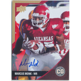 2014 Conference Greats - Marcus Monk Autographs #24