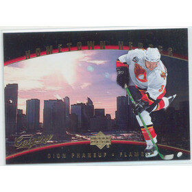 2006-07 UPPER DECK - DION PHANEUF #HH56 HOMETOWN HEROES