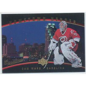 2006-07 UPPER DECK - CAM WARD #HH46 HOMETOWN HEROES