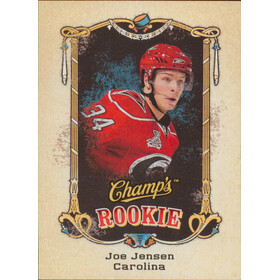 2008-09 CHAMP'S - JOE JENSEN #132 ROOKIE