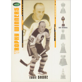 2003-04 PARKHURST ORIGINAL SIX BOSTON - EDDIE SHORE #B-7 INSERTS