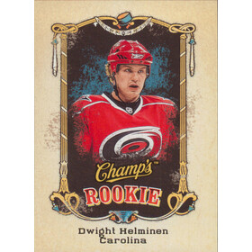 2008-09 CHAMP'S - DWIGHT HELMINEN #187 ROOKIE
