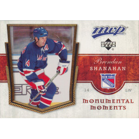 2007-08 MVP - BRENDAN SHANAHAN #MM9 MONUMENTAL MOMENTS