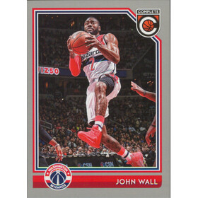 2016-17 Complete - John Wall Silver #398