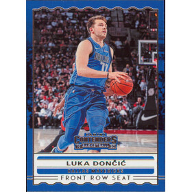 2019-20 Contenders - Luka Doncic Front Row Seat #11