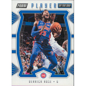 2019-20 Player of the Day - Derrick Rose #50