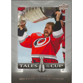 2008-09 UPPER DECK - DOUG WEIGHT #TC3 TALES OF THE CUP
