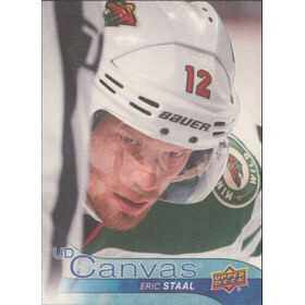 2016-17 UPPER DECK - ERIC STAAL #C160 CANVAS
