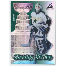 1997-98 ZENITH - ED BELFOUR #10 CHASING THE CUP