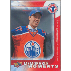 2015-16 National Hockey Card Day in Canada - Connor McDavid #CAN16