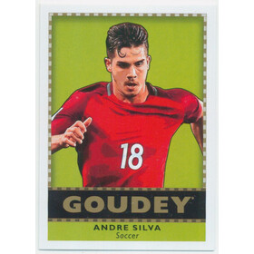 2018 Goodwin Champions - Andre Silva Goudey #G32