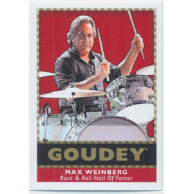 2018 Goodwin Champions - Max Weinberg Goudey #G15