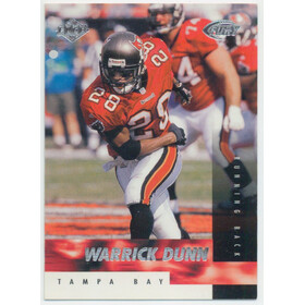 1999 Fury - Warrick Dunn Preview #WD