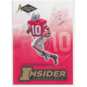 2007 Press Pass Collector's Series - Troy Smith Insider Insight #II-23