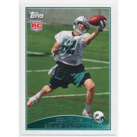2009 Topps - Brian Hartline RC #346