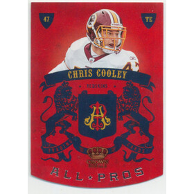 2010 Crown Royale - Chris Cooley All-Pros #4