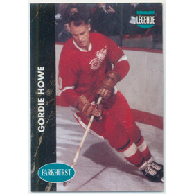 1991-92 PARKHURST FRENCH - GORDIE HOWE #PHC1 COLLECTIBLES