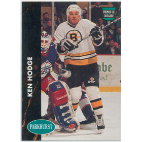 1991-92 PARKHURST FRENCH - KEN HODGE #PHC3 COLLECTIBLES