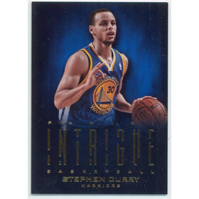 2012-13 Intrigue - Stephen Curry #52