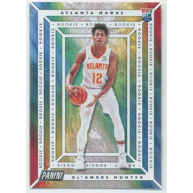 2019-20 Panini Player of the Day - De'Andre Hunter #54