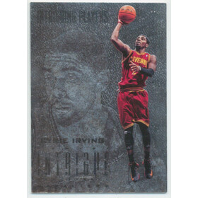 2012-13 Intrigue - Kyrie Irving Intriguing Players Silver #10