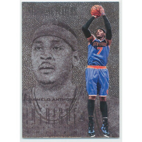 2012-13 Intrigue - Carmelo Anthony Intriguing Players Silver #146