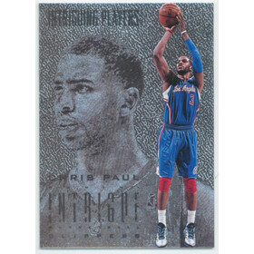 2012-13 Intrigue - Chris Paul Intriguing Players Silver #175