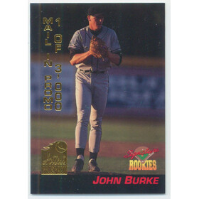 1994 Signature Rookies - John Burke Hottest Prospects Mail in Promo #S1 /3000