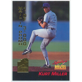 1994 Signature Rookies - Kurt Miller Hottest Prospects Mail in Promo #S7 /3000