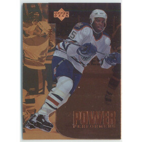 1996-97 UPPER DECK - MIKE GRIER #P13 POWER PERFORMERS