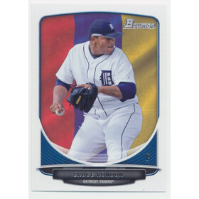 2013 Bowman - Bruce Rondon Prospects State & Hometown #BP24