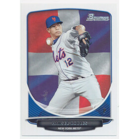 2013 Bowman - Hansel Robles Prospects State & Hometown #BP31