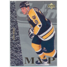1996-97 COLLECTOR'S CHOICE - CAM NEELY #UD41 MVP