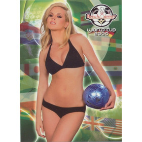2006 Benchwarmer World Cup - Victoria Fuller #44