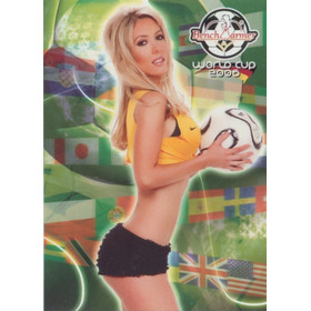 2006 Benchwarmer World Cup - Alana Curry #27