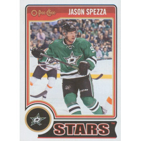 2014-15 0-PEE-CHEE - JASON SPEZZA #U1 UPDATE
