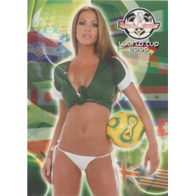 2006 Benchwarmer World Cup - Carrie Stroup #2