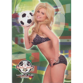 2006 Benchwarmer World Cup - Destiny Davis #45