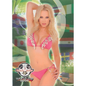 2006 Benchwarmer World Cup - Barbara Moore #46