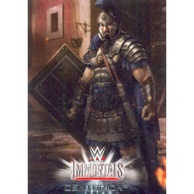 2016 WWE Road to WrestleMania - Roman Reigns/Centurion Immortals #1