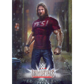 2016 WWE Road to WrestleMania - Daniel Bryan/Yes Movement Immortals #2